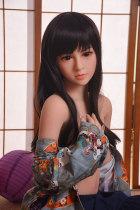 〖藤原智子〗136cmスレンダー清楚系 セックス人形 AXB DOLL#A23