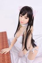 〖奈津実〗140cm可愛い良乳ラブドール  AXB DOLL#A16