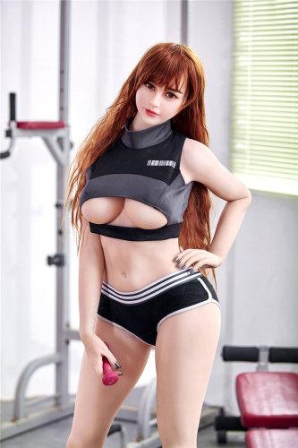 〖Miki〗159cm 感度抜群セックス人形 Irontechdoll