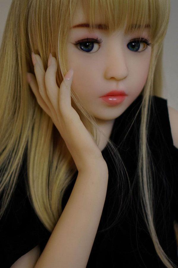 〖Molly〗128cm童顔ラブドールEVO版Dollhouse168