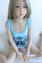 〖Molly〗128cm美少女系学生リアルドール Dollhouse168
