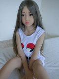 128cm美少女系リアルドール Dollhouse168