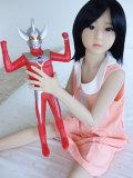 128cm美少女系学生リアルドール Dollhouse168