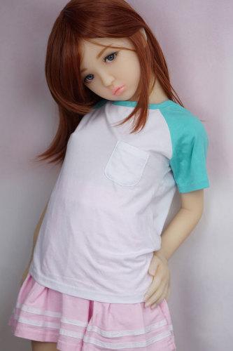 〖Bel〗128cm童顔 貧乳 セックス人形EVO版Dollhouse168