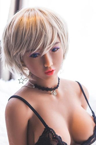 〖Yuna〗148cmおっとり 良乳ダッチワイフ JYDOLL
