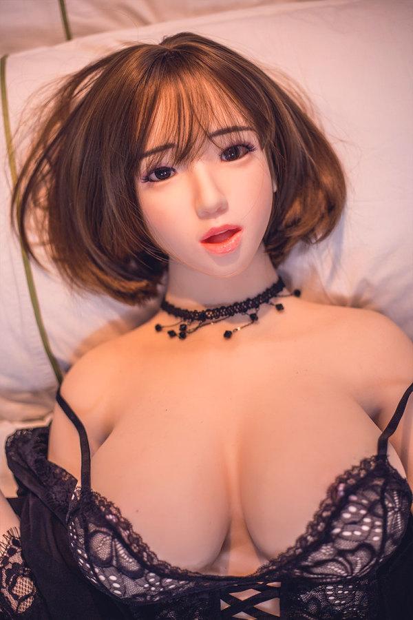 〖美玥〗170cm 可愛い 短い髪超乳リアルドールJYDOLL#146
