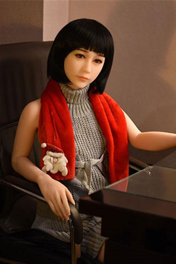 〖藤原鞘〗158cm女子大生 短い髪セックス人形   WM DOLL