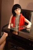 158cm女子大生 短い髪セックス人形   WM DOLL