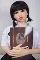 〖Jenny〗138cm美少女系 制服ダッチワイフ  WM DOLL#107