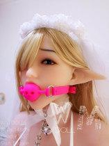 〖藤原治子〗148cm 妖精巨乳ラブドール WM DOLL#355