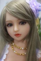 〖藤原聡子〗136cm 可愛い アニメセックス人形 WM DOLL#48
