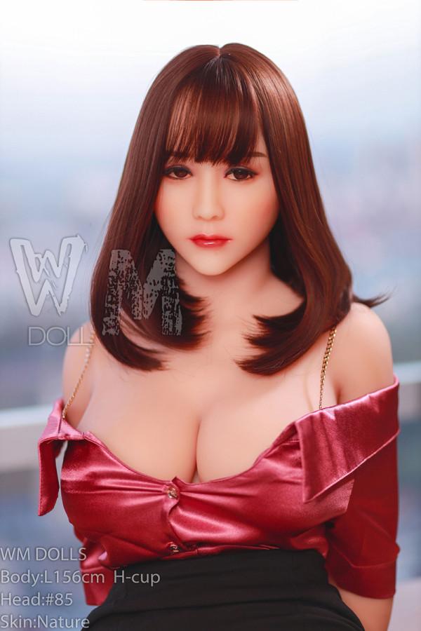 〖藤原浄子〗156cm短い髪 美肌  熟女 ダッチワイフ   WM DOLL#85