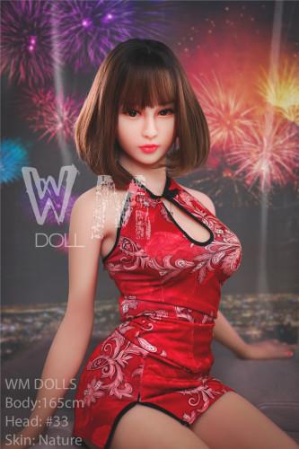 〖藤原笑子〗165cmスレンダー熟女ラブドール  WM DOLL#33