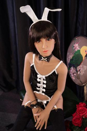 〖藤原彻子〗140cmバニーガール セックス人形  AXB DOLL#A64