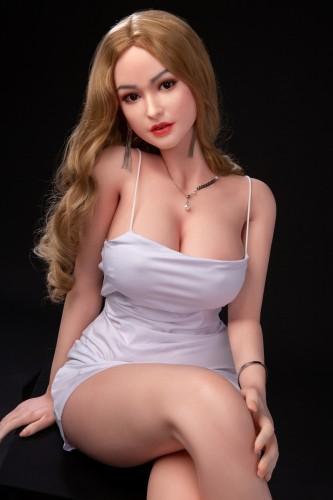 〖藤原雅好〗165cm熟女 ラブドール キレイ系シリコーン製Futuredoll#W8