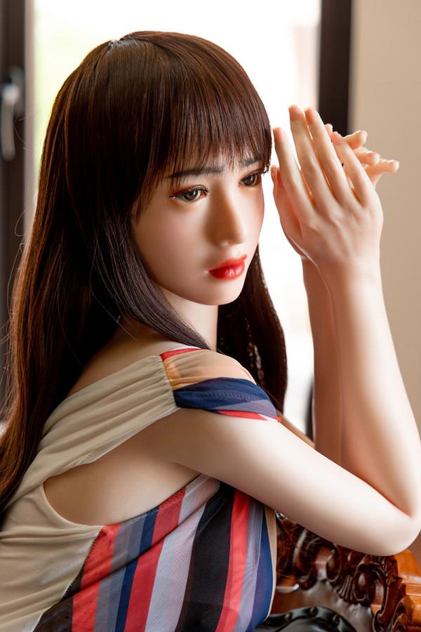 〖藤原蕾米〗163cmセックス人形 巨乳シリコーン製Futuredoll#H1