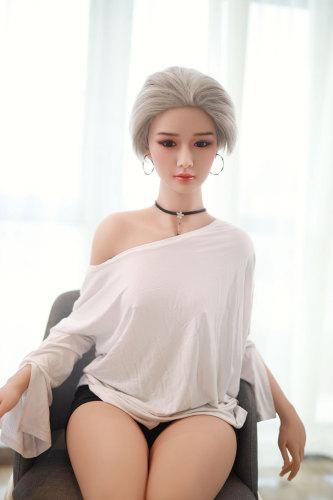 〖雅南〗157cm短い髪 熟女ラブドール JYDOLL