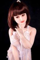 〖藤原綾子〗123cm 可愛い サービス抜群 リアルラブドール Fire Doll#9