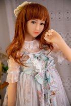 〖藤原聖〗135cm E-cup 女神 清楚系ダッチワイフ Fire Doll#47