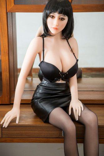 〖藤原育子〗156cm H-cup スレンダー  キュートドールFire Doll#22