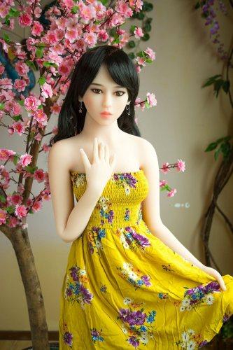 〖藤原直美〗157cm B-cup サービス抜群 良乳リアルドールFire Doll#13