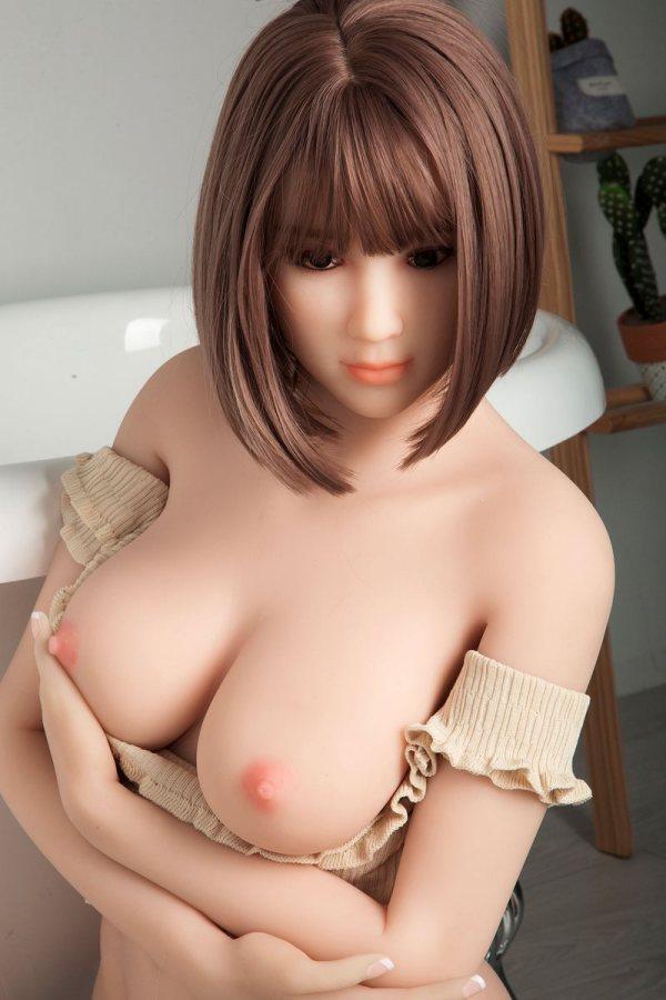 〖藤原沙織〗163cm D-cup癒し系  美乳 ダッチワイフ Fire Doll#2