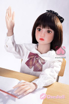 132cm〖Yoshino〗微乳ロリセックスドールMOMOdoll