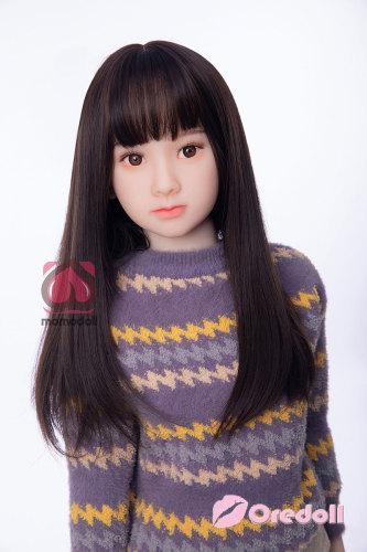 138cm可愛い〖Yumi〗A-Cup高級ダッチワイフMOMOdoll
