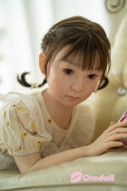 110cm奈々美ちゃん 平胸 WAXdoll#G47シリコンドール