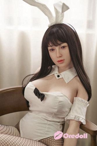 165cm 絢香さん 巨乳 WAXdoll#G04 シリコン製高級ラブドール