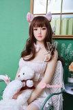 158cm Maki真木 WM Doll #3 シリコン+TPE sex doll  Cカップ