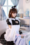 156cm Hatune初音 WM Doll #314 TPEダッチワイフ  Bカップ