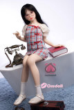 128cm Rie梨絵 #1 MOMO Doll TPEセクシードール