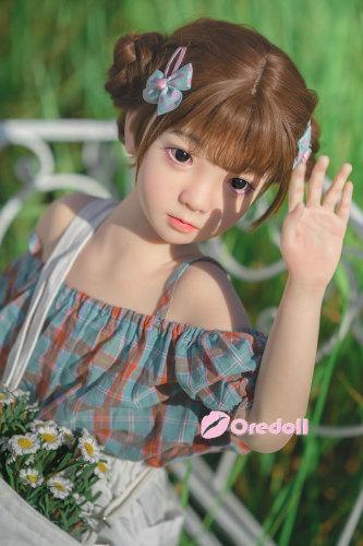 110cm Kayoko加代子 #R03 WAX Doll シリコンセクシードール