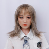 158cm Erena絵玲奈 DL Doll シリコン+TPEロリドール Dカップ