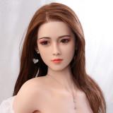 158cm Akari赤理 DL Doll シリコン+TPEsex doll Dカップ