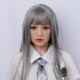 159cm Konatu小夏 DL Doll シリコン+TPEラブドール Cカップ