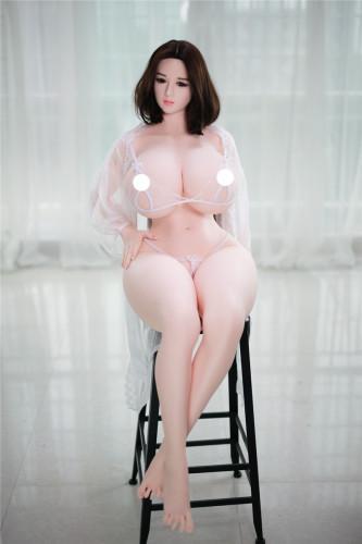 159cm【肥婆】JY Doll爆乳セックスドール#175