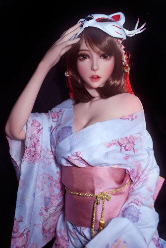 150cm【秋元月美】Elsa Babe素晴らしい高級ラブドール