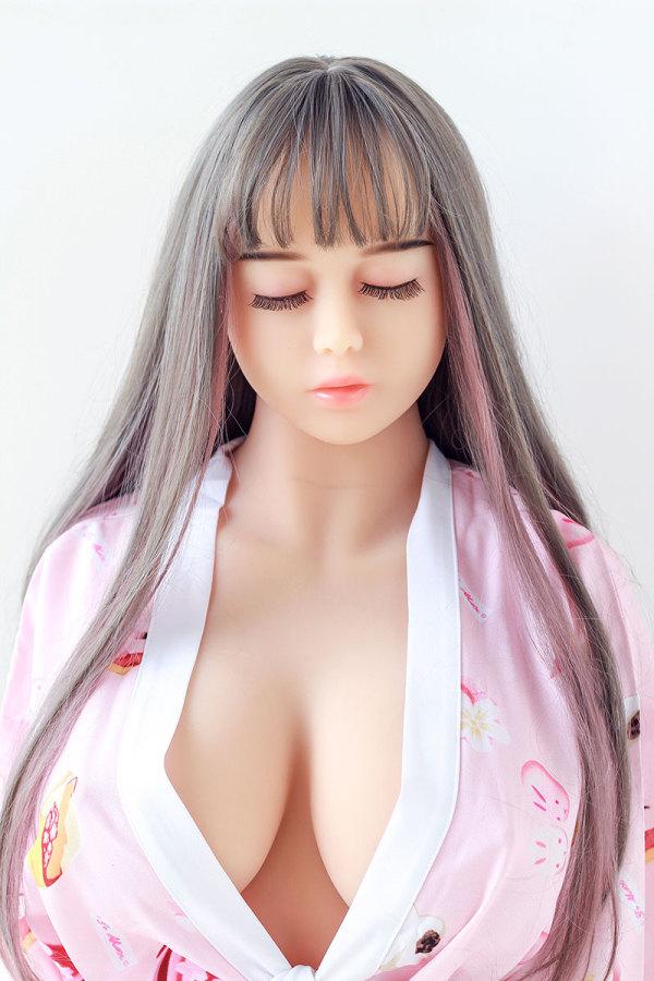 158cm【工藤真子】Mese Doll 目を閉じるドール#5