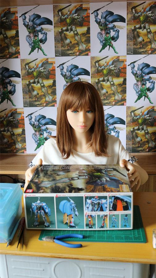 162cm【工藤郁子】SM Doll新骨格普乳EVO等身大ドール#4