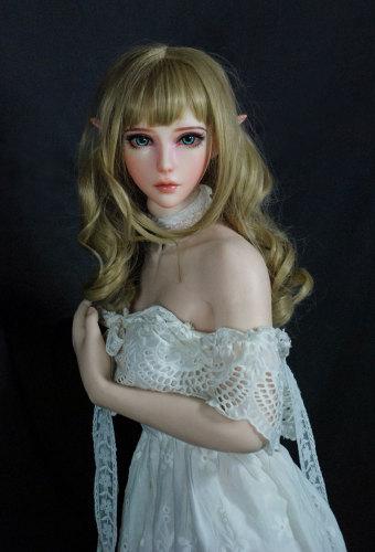 102cm【须贺友绘】Elsa Babe BJDリアルドール