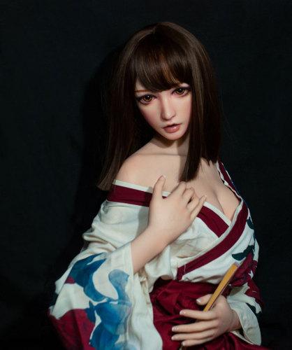 165cm【藤井花音】Elsa Babe和服ラブドール