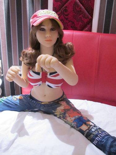 125cm【工藤安二】WMdoll微乳セックス人形#12