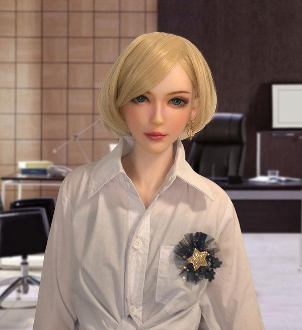 102cm優しい【田中美雪】Elsa Babe 巨乳リアルドール