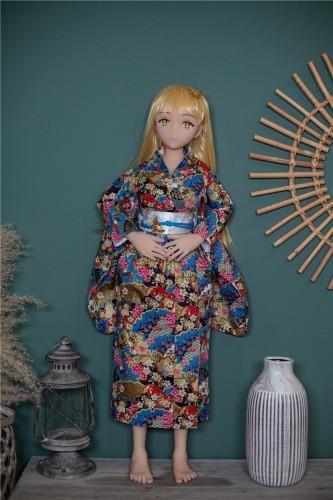 80cmアニメドール専門服装