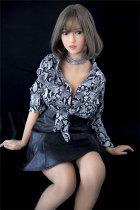 163cm【工藤妙】SM Doll新骨格巨乳EVOセックスドール#45
