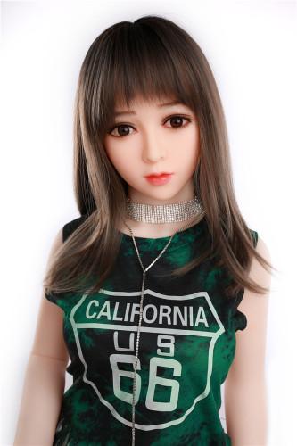 125cm【工藤友子】Futuregirl巨乳幼いドール