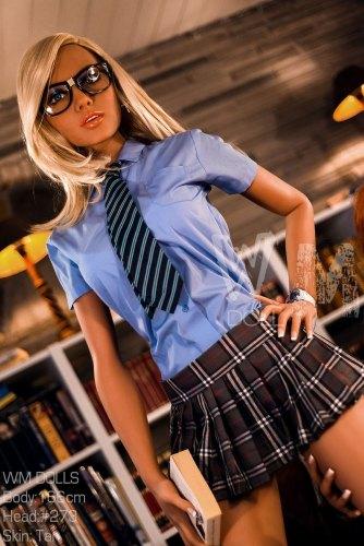 166cm【小野安容】WMdoll普乳セックス人形#273C