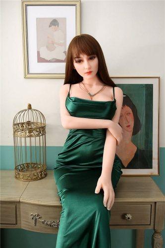 165cm【Plus Ella】Irontech Doll E-Cup セックスドール
